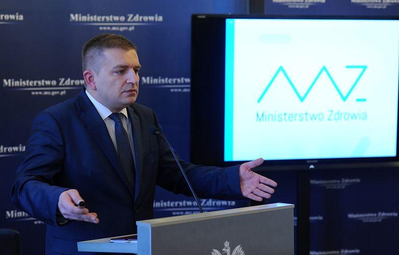 """Wotum nieufności dla Arłukowicza. """"Minister się nie wykazał"""""""
