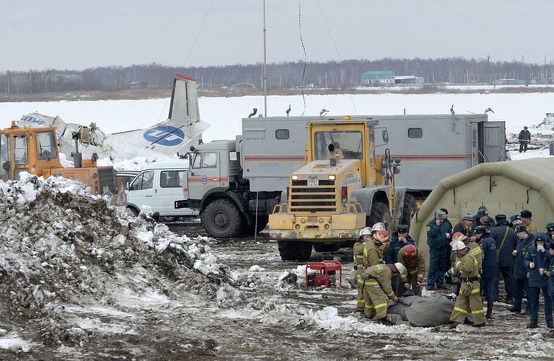 Katastrofa samolotu na Syberii. Pilot zaniedbał spryskiwanie
