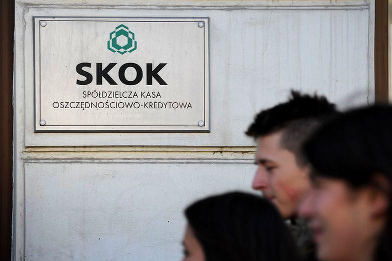 Upadłość SKOK Wołomin. Wszystko przez nieprawidłowości przy udzielaniu kredytów