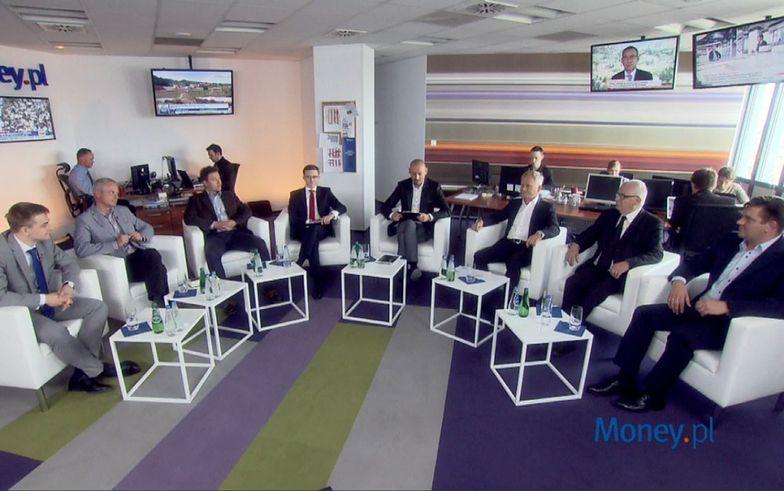Biznesmeni vs. blogerzy. Pierwszy w historii portalu Money.pl program telewizyjny na żywo