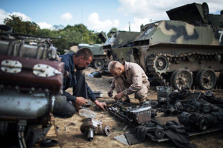 Wojna na Ukrainie. Rada Bezpieczeństwa zdecydowanie: Przechodzimy do ataku! Zlikwidowaliśmy 40 terrorystów