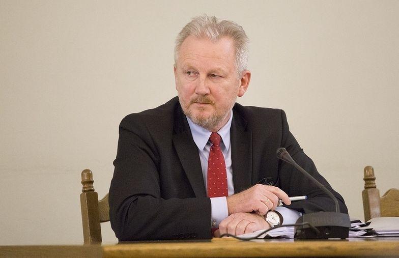Wojciech Kwaśniak, były wiceszef KNF