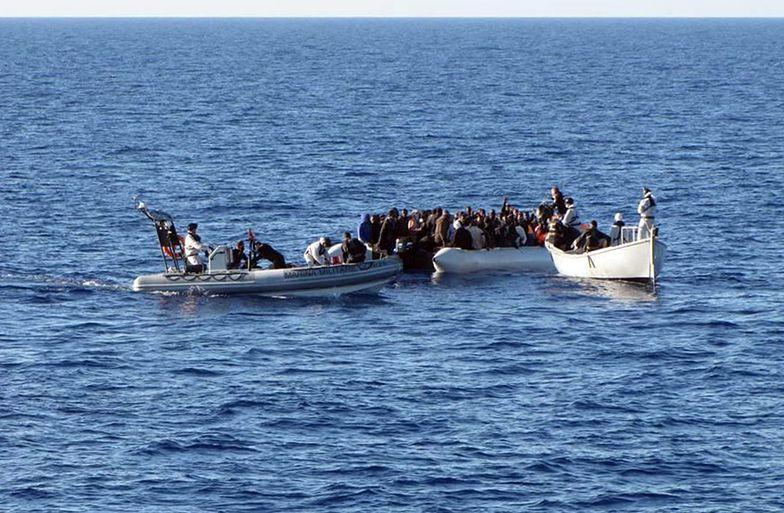 Nielegalna imgracja. W 36 godzin do Włoch dotarło 4 tys. uchodźców