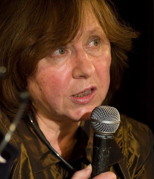 Białoruska pisarka odebrała Nagrodę Pokojową Księgarzy