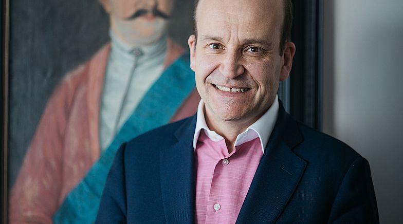 Maciej Radziwiłł, członek zarządu Fundacji Książat Czartoryskich. To on doprowadził do finalizacji umowy z wicepremierem Piotrem Glińskim