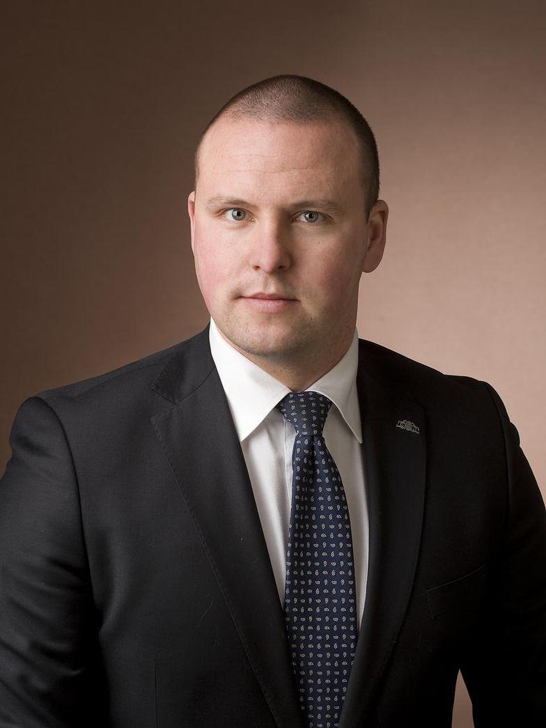 Paweł Ciszek, prezes Czerwonej Torebki