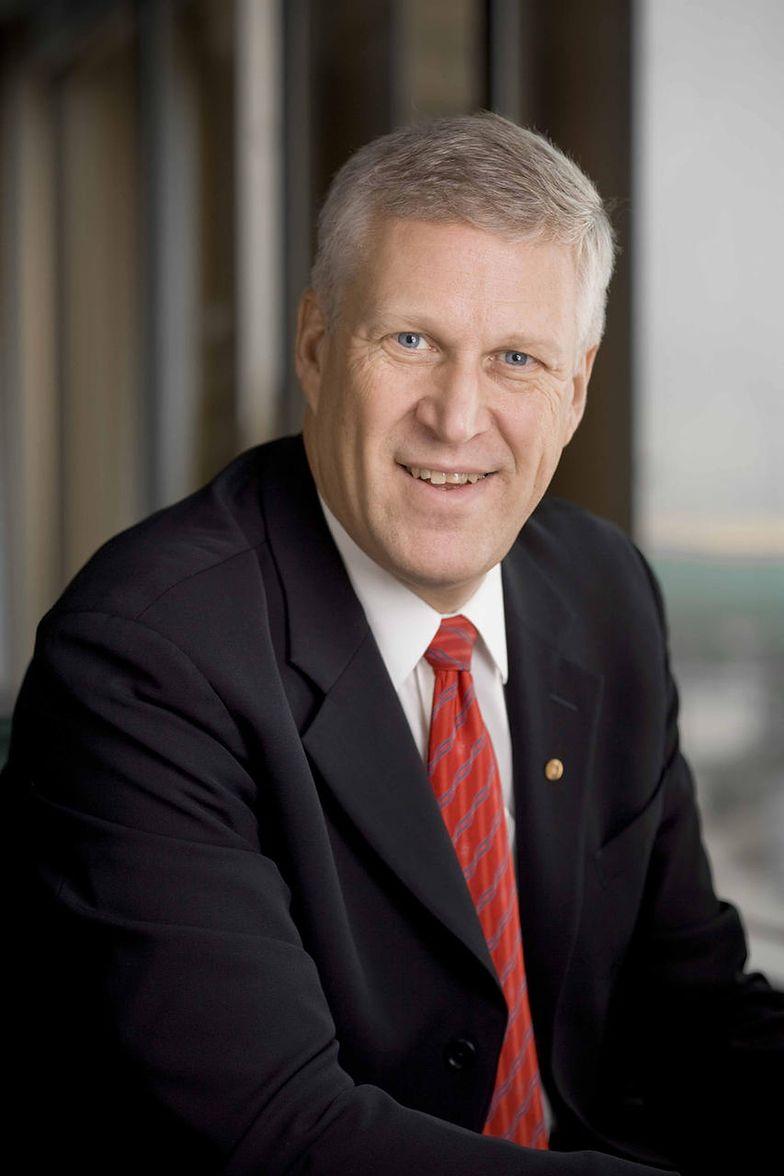 Louis Chenevert, dyrektor generalny UTC