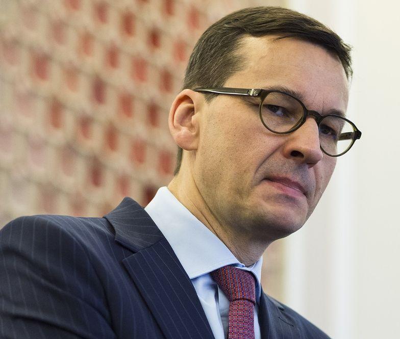 Mateusz Morawiecki, prezes Rady Ministrów