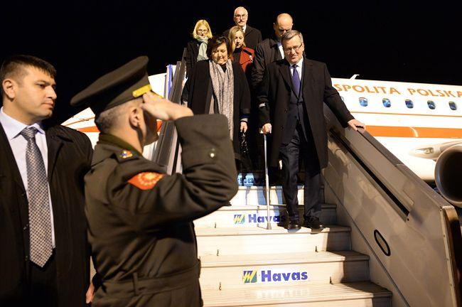 Prezydent z misją w Turcji. Rozmawia o Krymie