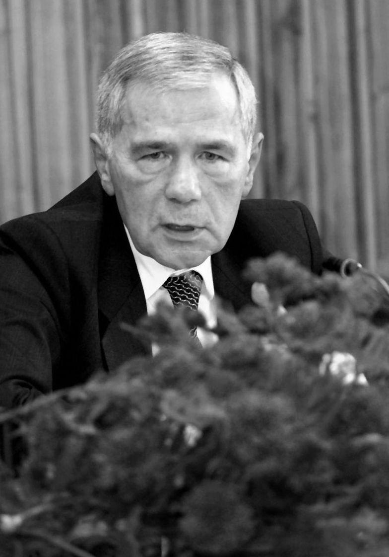 Gyula Horn, były premier Węgier nie żyje