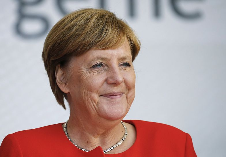 Kanclerz Angela Merkel dała się poznać, jako zwolenniczka otwartej na uchodźców Europy