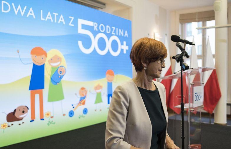 """Wpływ programu 500+ na zwiększenie liczby urodzeń dla minister Rafalskiej jest """"mierzalny"""", ale dla demografów już niekoniecznie"""