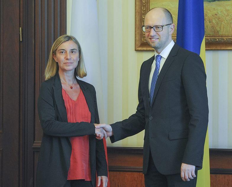 Mogherini szefową unijnej dyplomacji