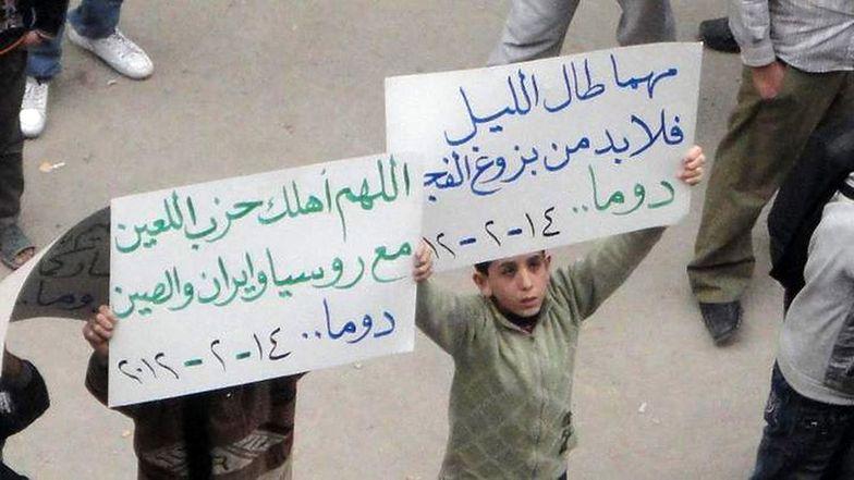 Sytuacja w Syrii. Dramatyczny raport Obserwatorium Praw Człowieka