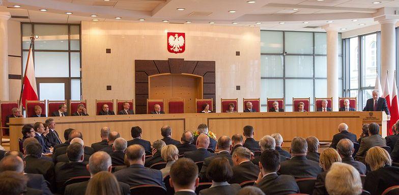 Likwidacja sądów rejonowych. Trybunał Konstytucyjny wyda wyrok