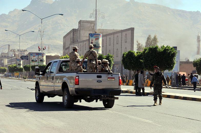 Atak w Jemenie. Dziesiątki osób zabitych