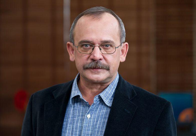 Wojciech Jagielski AuTORytetem studentów dziennikarstwa