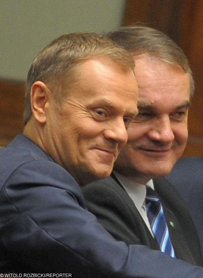 Waldemar Pawlak był odpowiedzialny za negocjacje kontraktu gazowego.