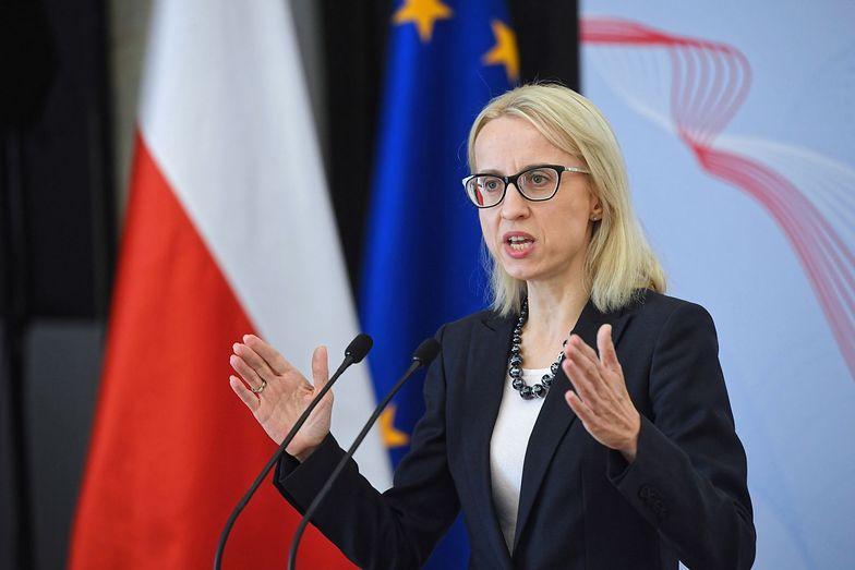 Minister Teresa Czerwińska chce zrobić porządek w VAT.
