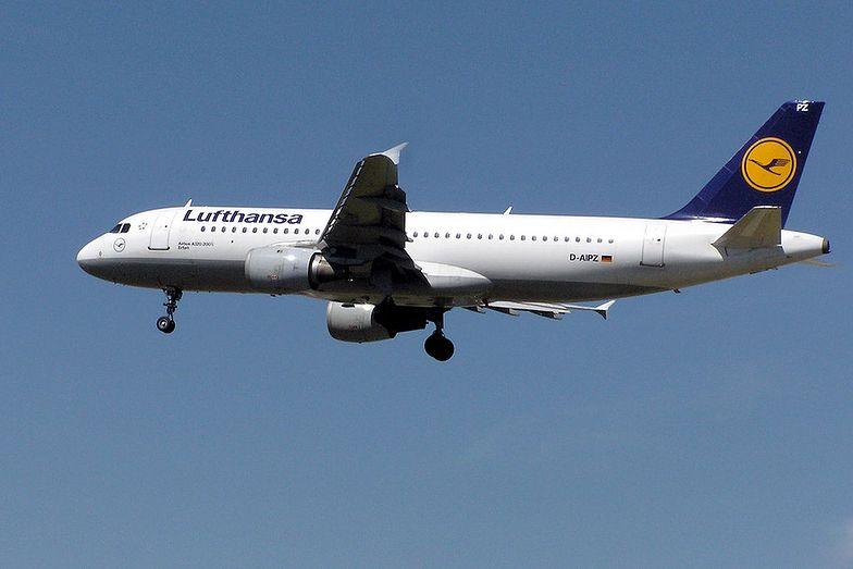 Lufthansa na minusie w pierwszym kwartale. Musi zmodyfikować swoje plany