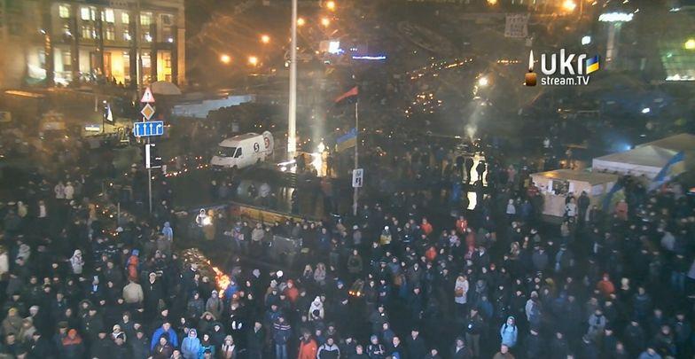 Milicjant podejrzany o zabójstwa na Majdanie wyszedł na wolność