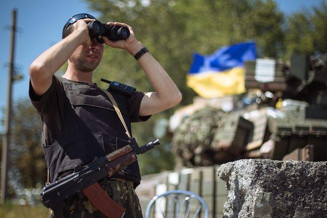"""Kryzys na Ukrainie. """"Można mówić o prawdziwej wojnie"""""""