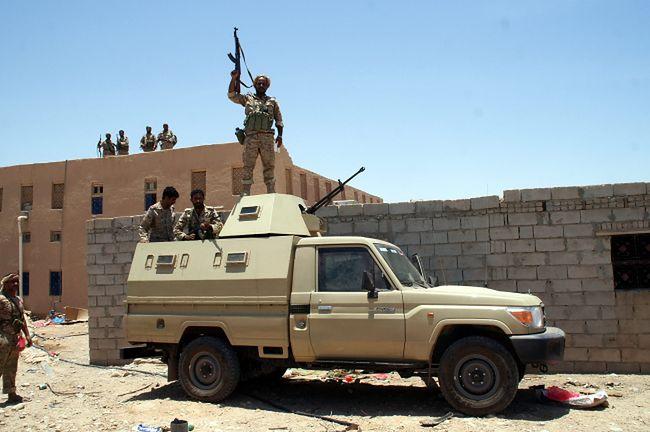 Jemen: Masakra w trakcie odbijania zakładników Al Kaidy