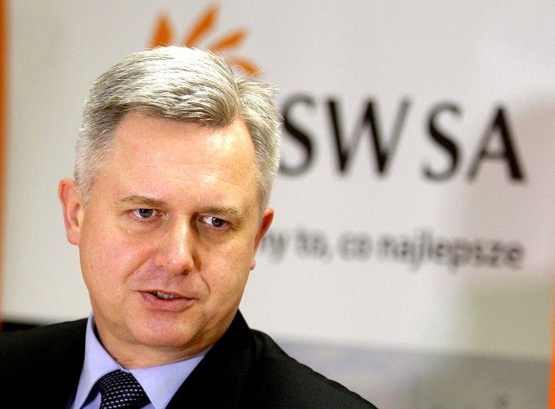 Jarosław Zagórowski, prezes JSW.