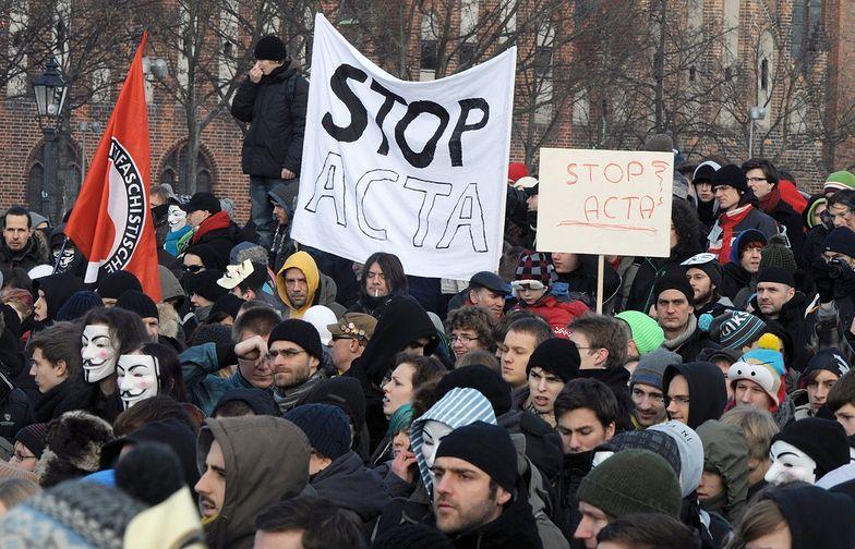 ACTA nie do przyjęcia? Tam też protestują