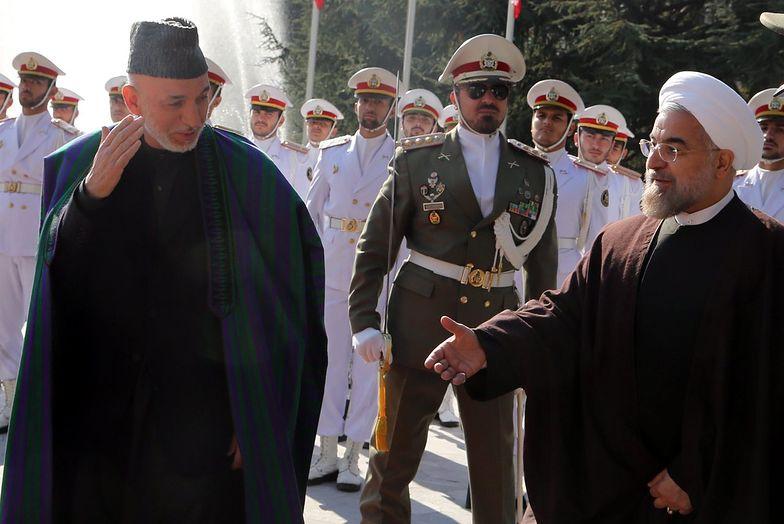 Stosunki Izrael-Iran. Rowhani odrzuca propozycję Peresa