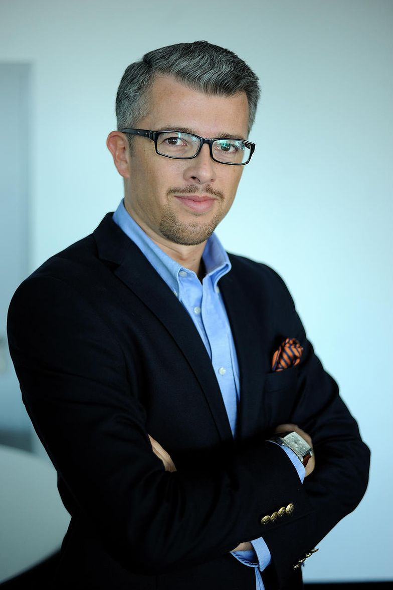 wiceprezes Tele-Polska Holding Marek Montoya