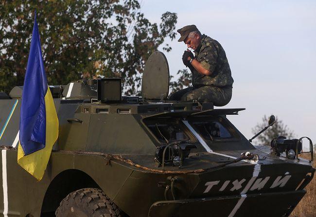Wojna na Ukrainie. Na wschodzie znów niespokojnie