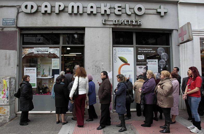 EBC wpompuje w greckie banki kolejne miliardy. Będzie też pożyczka z EFSM