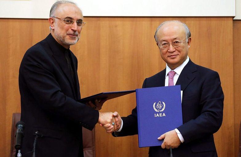 """Atom w Iranie. """"Teheran nadal wzbogaca uran"""""""