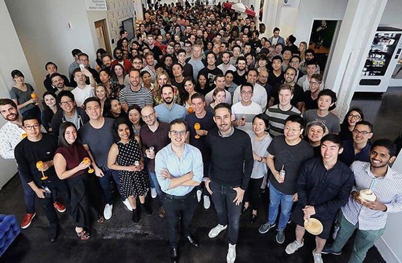 Założyciele Instagrama odchodzą z firmy. Pożegnali się z pracownikami
