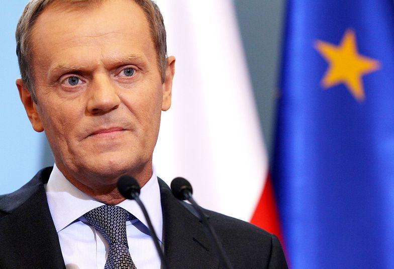 Donald Tusk został szefem Rady Europejskiej