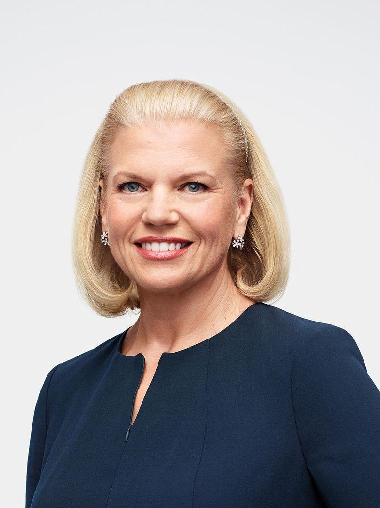 Ginni Rometty, prezes koncernu IBM