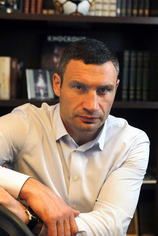 Kliczko apeluje do Niemiec o sprzęt wojskowy dla Ukrainy