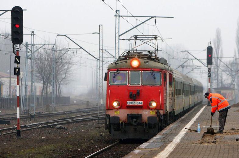 Strajk na kolei. Negocjacje zakończyły się fiaskiem