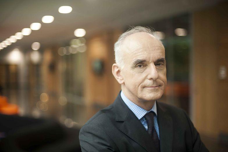 Bruno Duthoit, prezes Orange