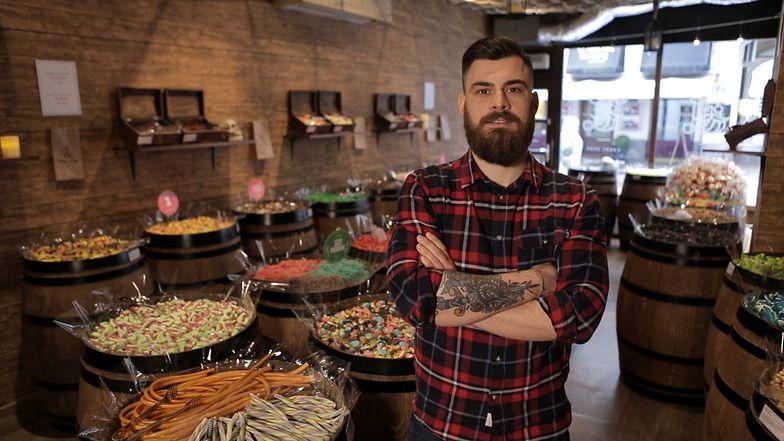 Pomysł na biznes: Sklep ze słodyczami