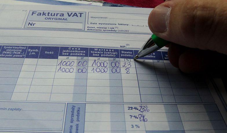Firmy w przyszłym roku czekają zmiany w VAT