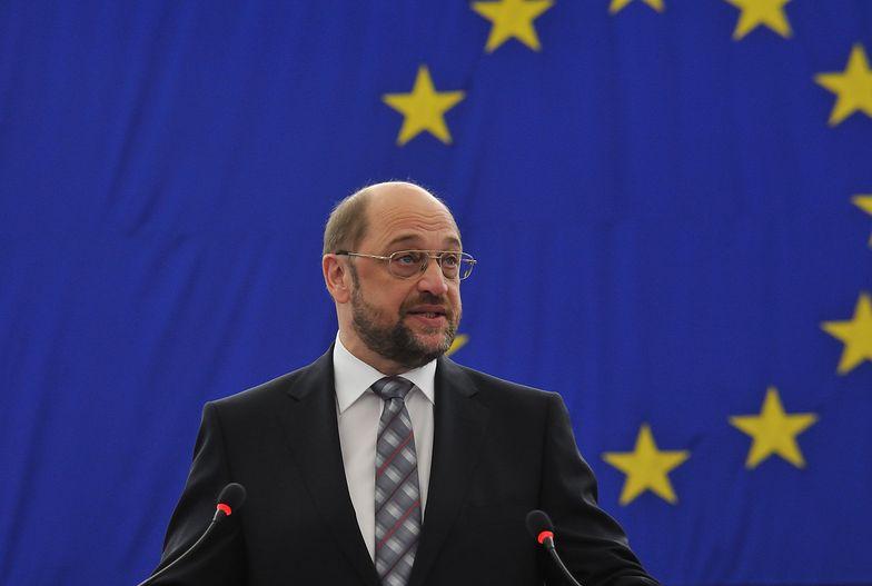 Martin Schulz kandydatem socjalistów na szefa Komisji Europejskiej