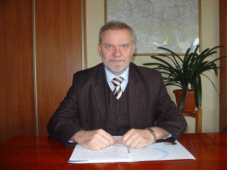 Tadeusz Freisler, prezes zarządu spółki Tramwaje Śląskie S.A.