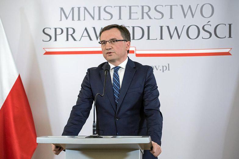 To już koniec bezsilności organów ścigania - mówi Zbigniew Ziobro