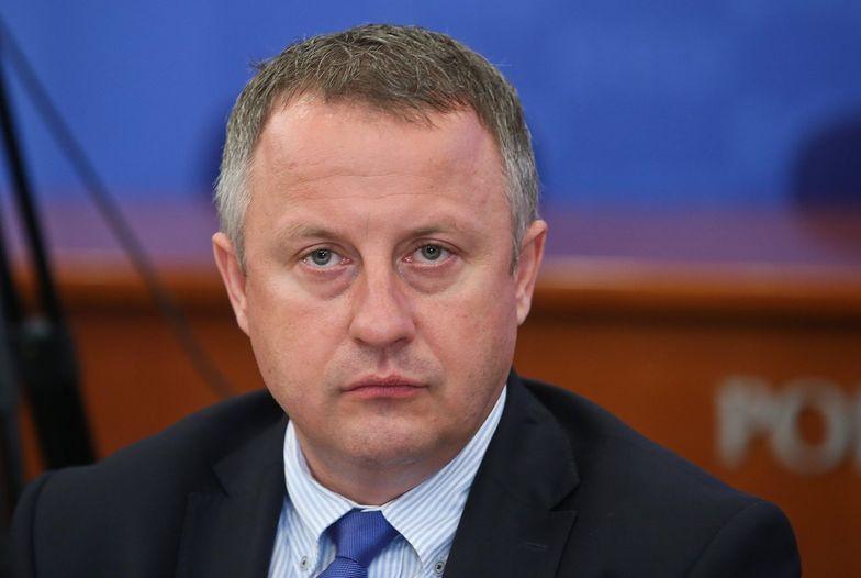 prezes Paweł Mortas