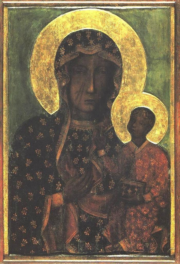 """Obraz Matki Bożej na Jasnej Górze """"zaatakowany"""""""