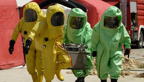 Broń chemiczna w Syrii pozostanie dłużej niż planowano