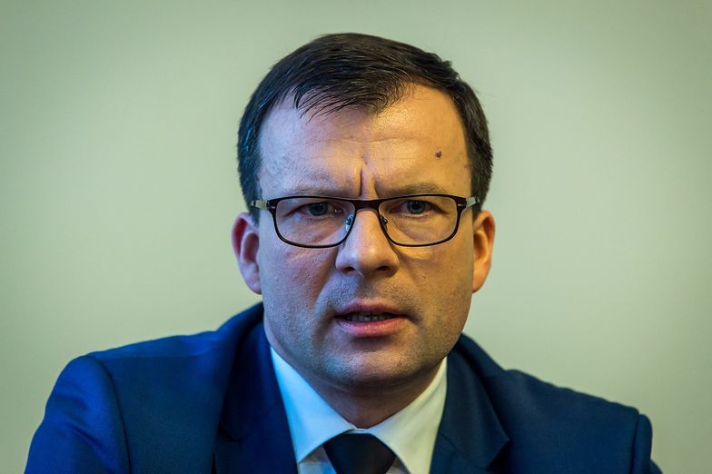 """Wiceminister Zieleniecki o nowym kodeksie pracy. """"Trzeba patrzeć z perspektywy dzisiejszego rynku"""""""