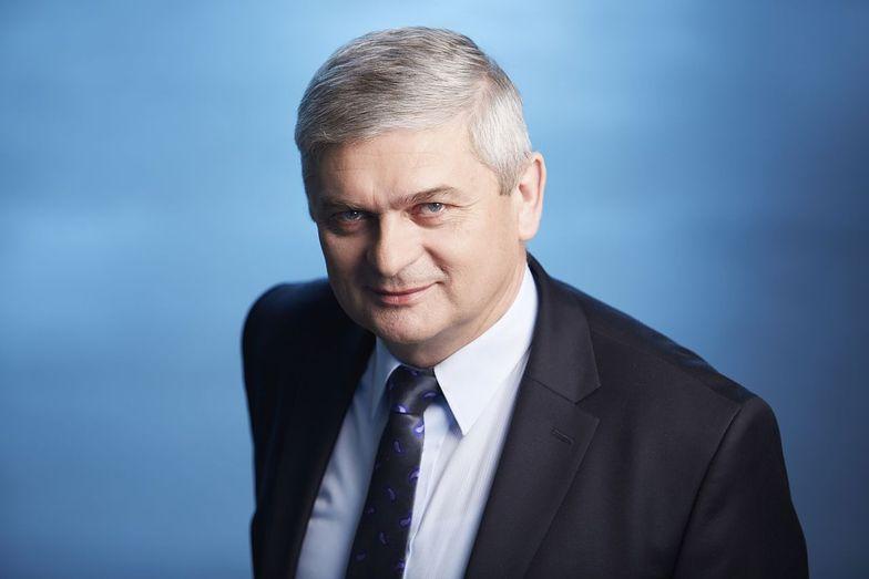 Zbigniew Stopa, prezes Bogdanki